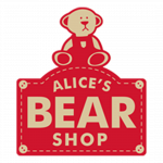 Alices Bear Shop Logo
