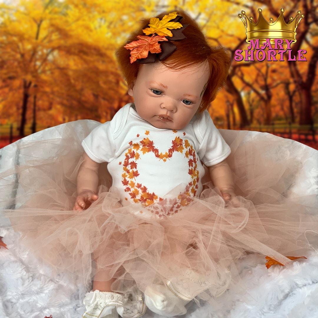 Autumn Forest Fairies Reborn Mary Shortle