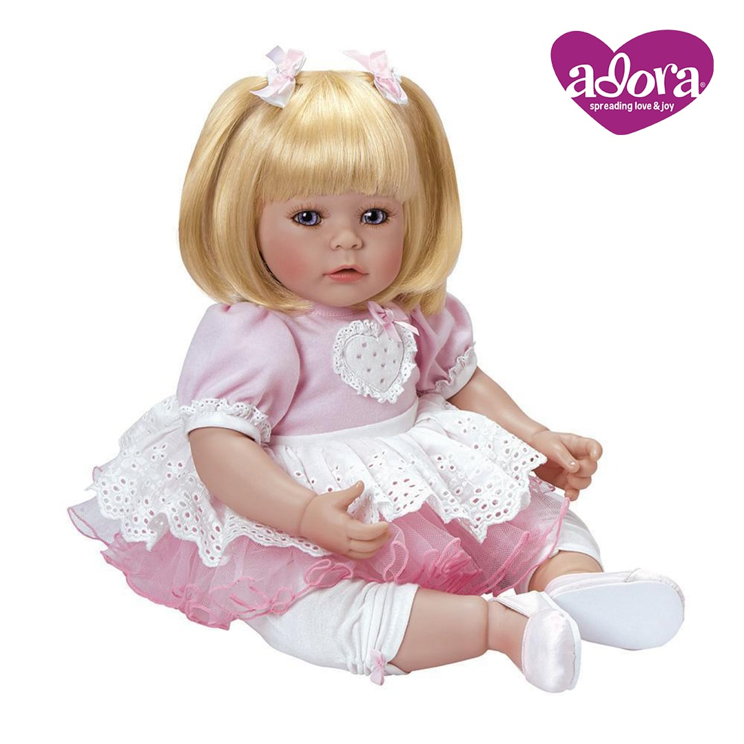 Hearts Aflutter Adora Play Doll Mary Shortle