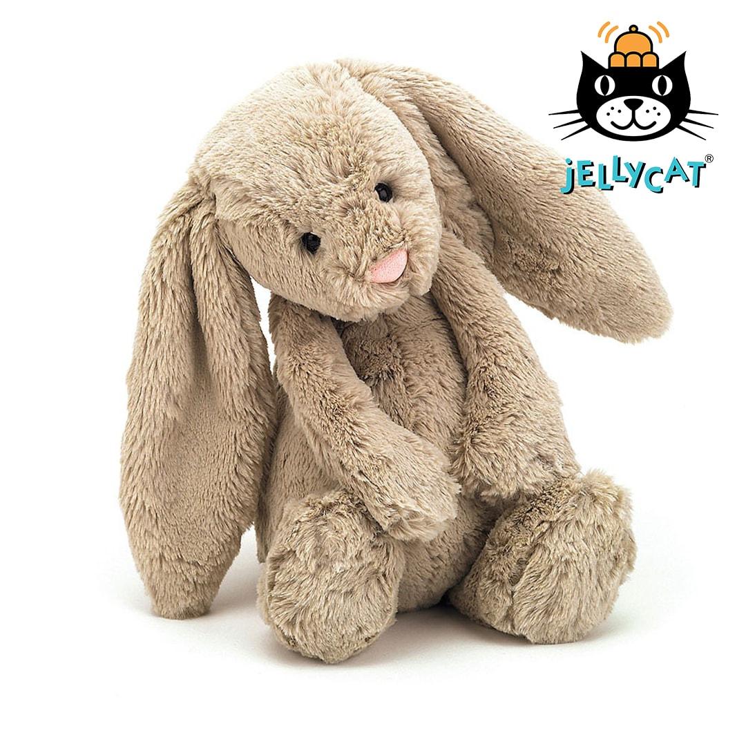 Jellycat Bashful Beigh Bunny Medium