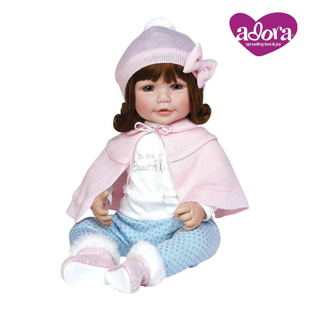 Jolie Adora Play Doll Mary Shortle
