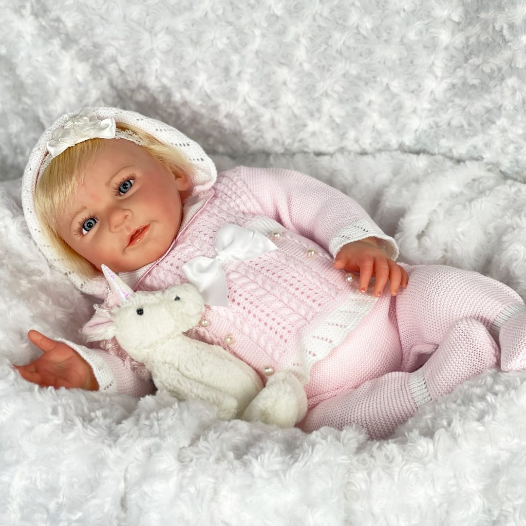 Lisa Reborn Baby Doll Mary Shortle 0-min