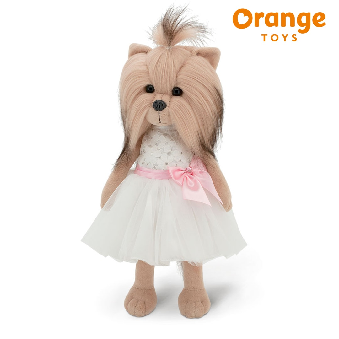 Lucky Yoyo Elegance Lucky Doggy Orange Toys