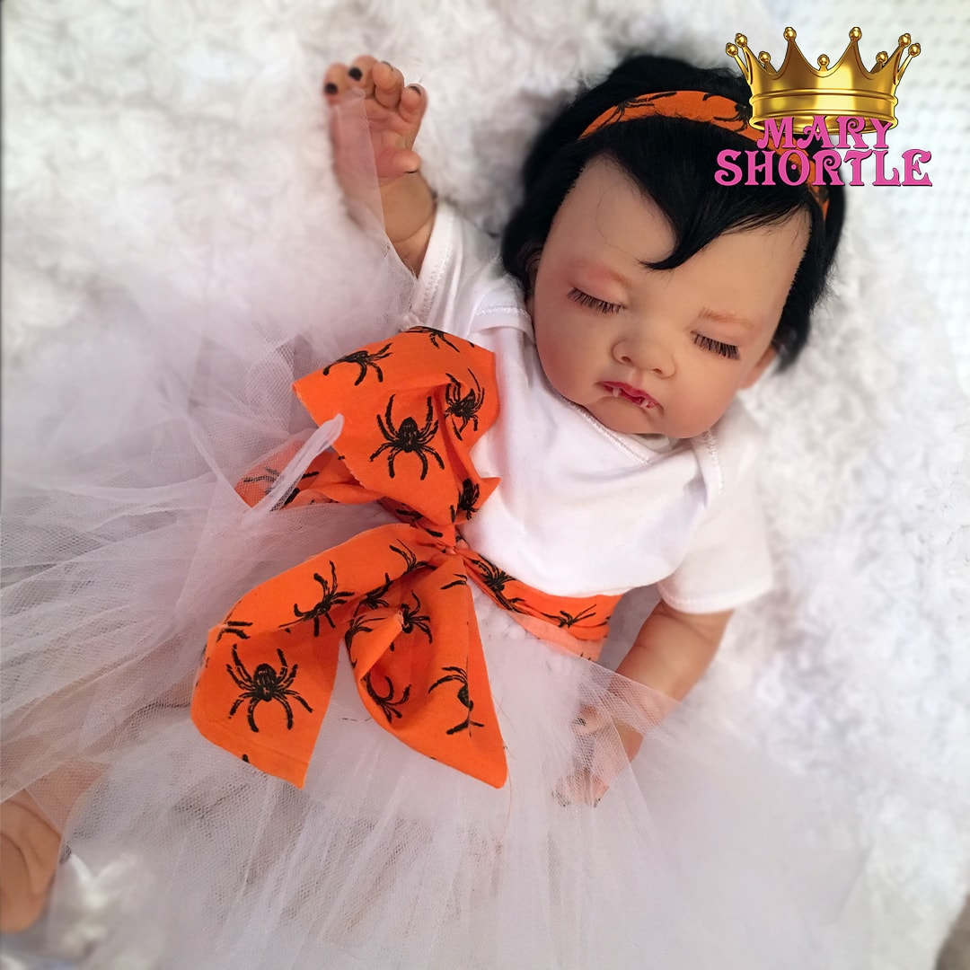 Mina Lil' Vampz Reborn Mary Shortle