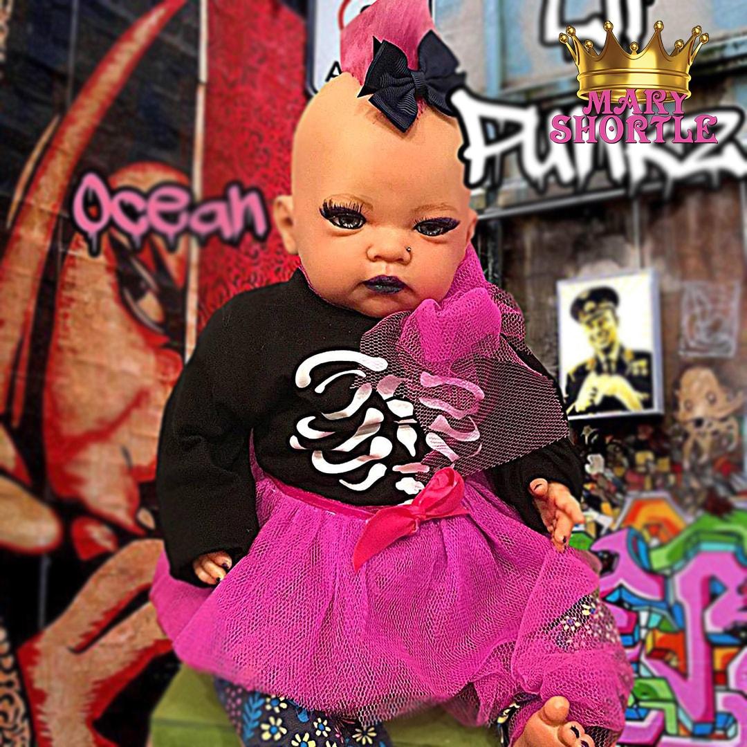 Mary Shortle Ocean Reborn Lil' Punkz