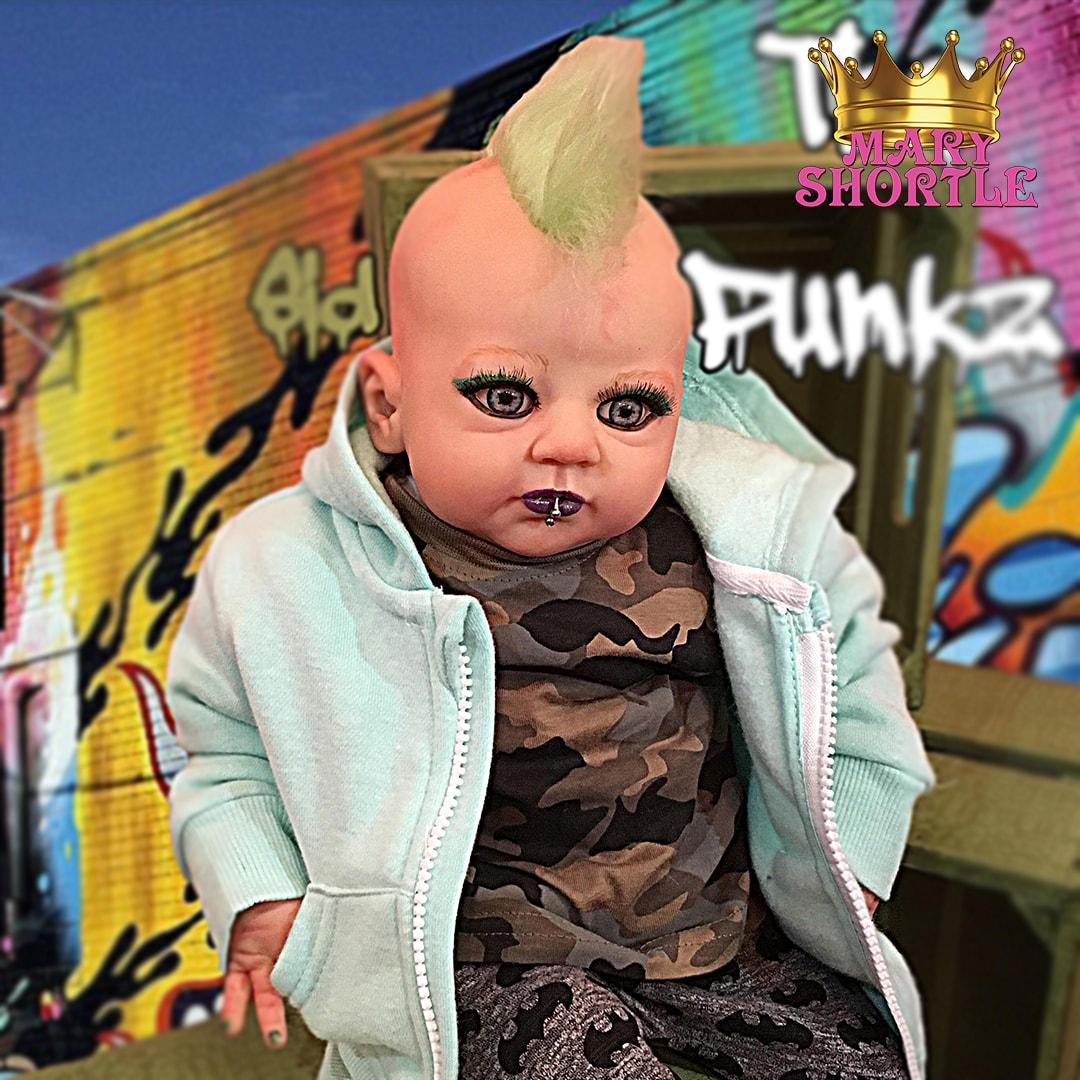 Sid The Punkz Reborn Mary Shortle