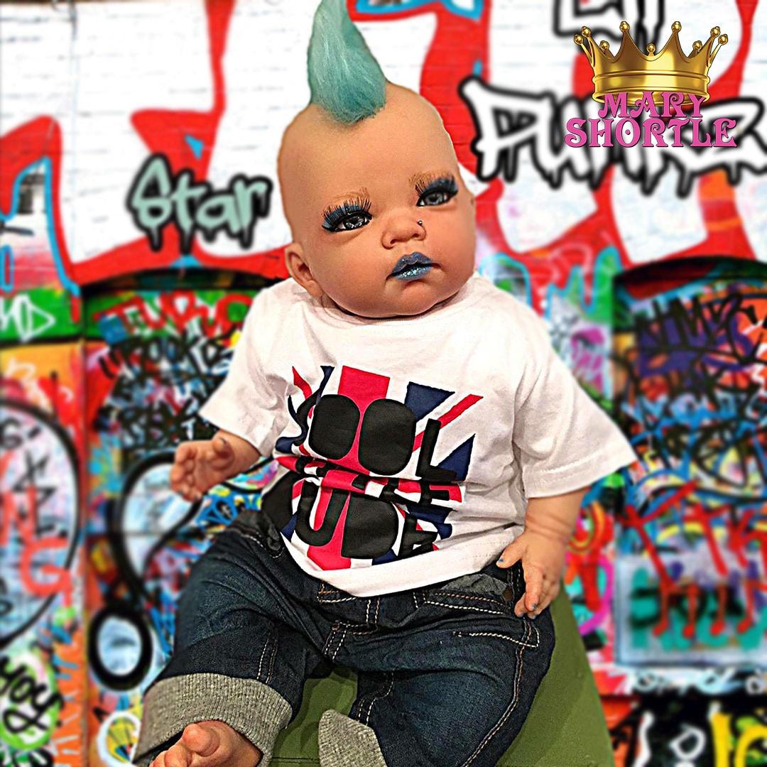 Mary Shortle Star Reborn Lil' Punkz
