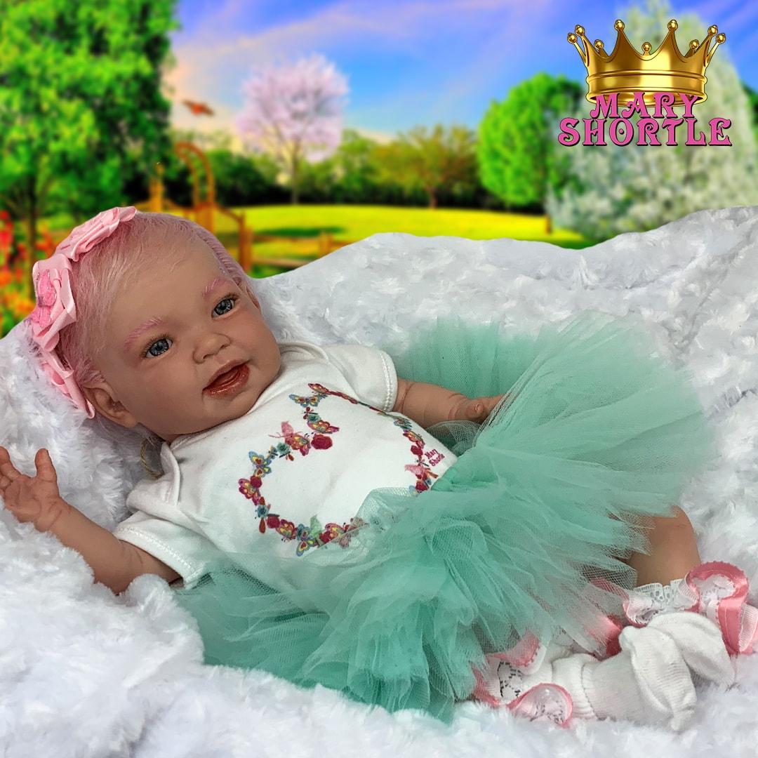 Summer Forest Fairies Reborn Mary Shortle