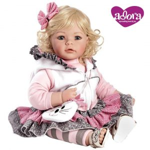 The Cat's Meow Adora Play Doll Mary Shortle