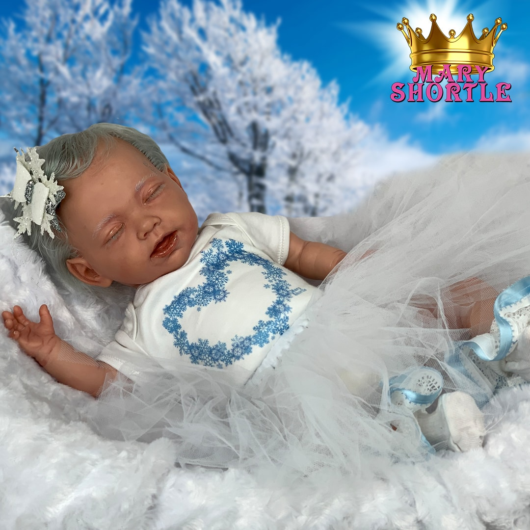 Winter Forest Fairies Reborn Mary Shortle