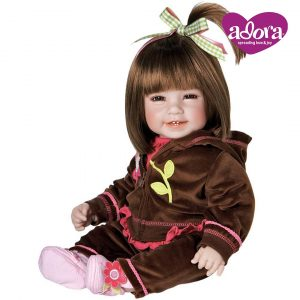 Workout Chic Adora Play Doll Mary Shortle