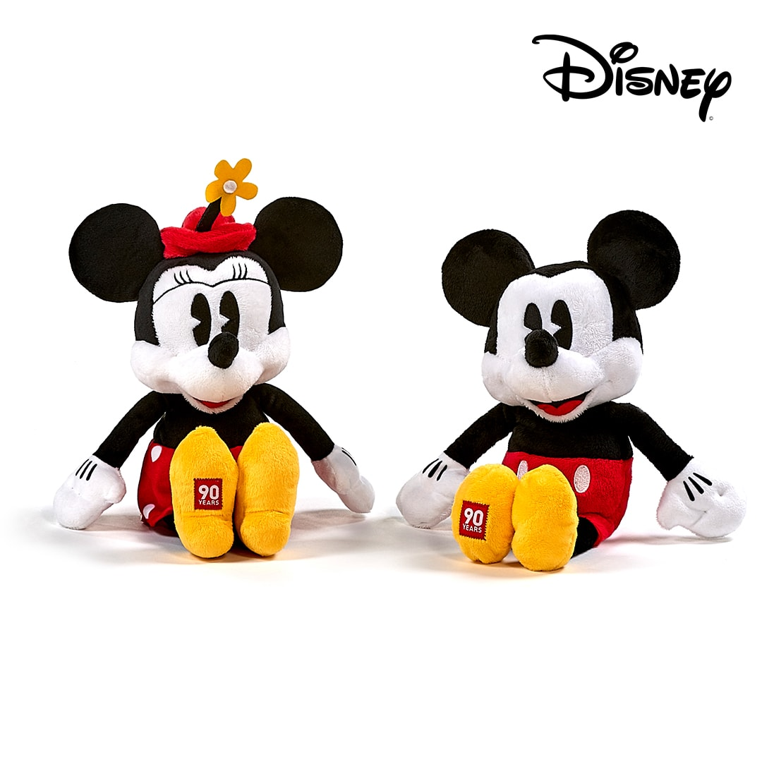 Disney Mickey and Minnie Mary Shortle