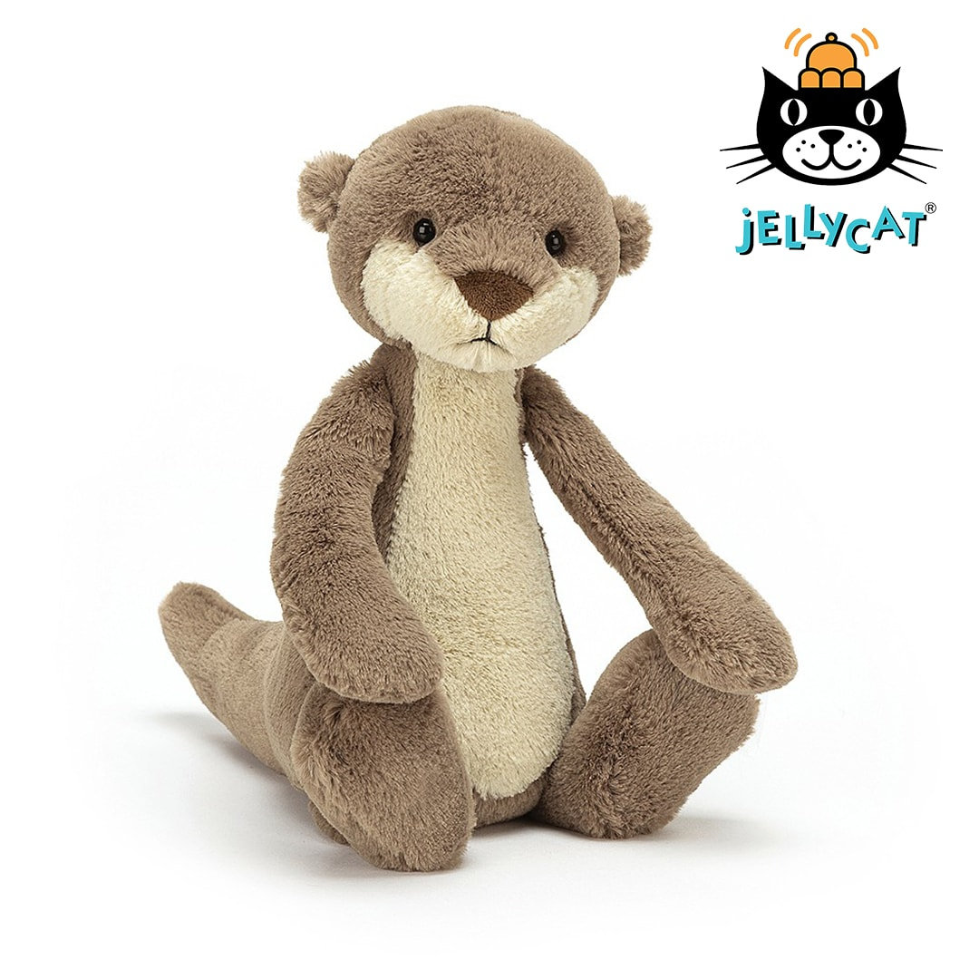 Jellycat Bashful Otter Mary Shortle
