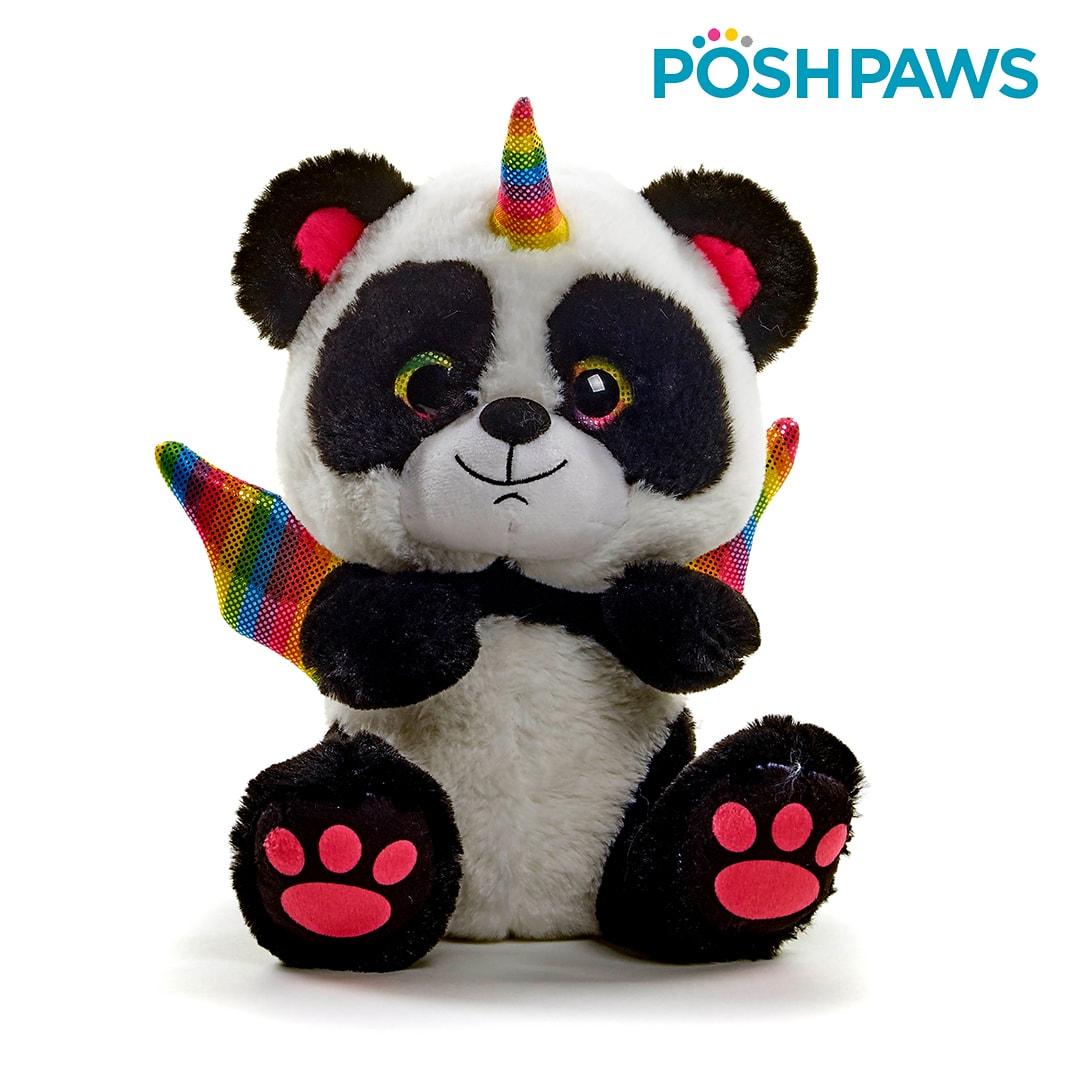 Posh Paws Pandacorn Mary Shortle