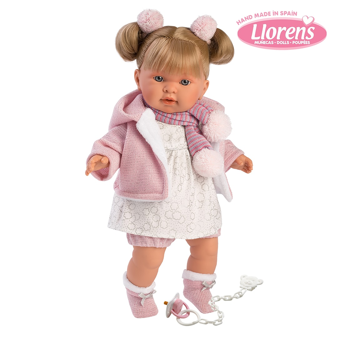 Zoey Play Doll Llorens Mary Shortle