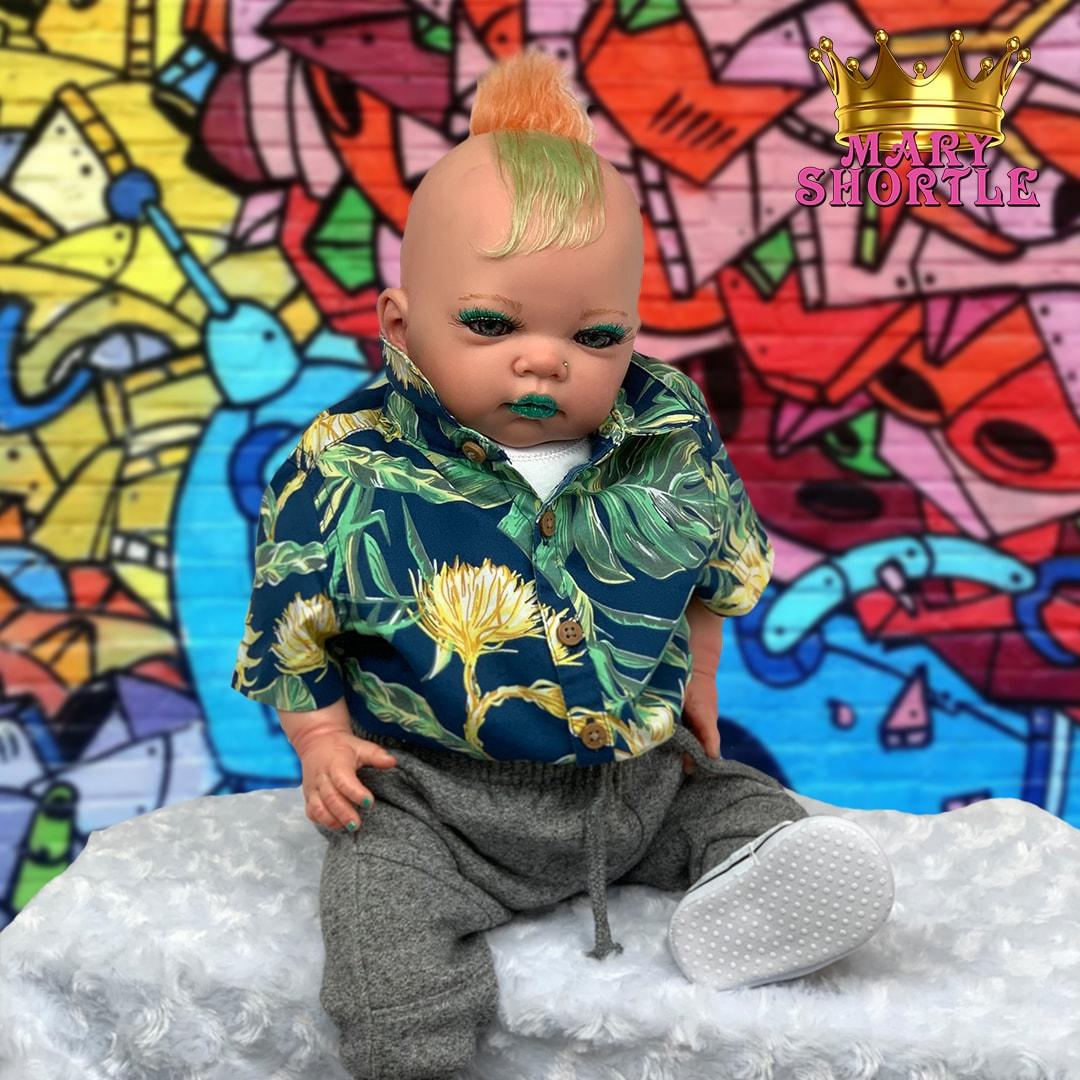 Chase Reborn Lil Punkz Mary Shortle