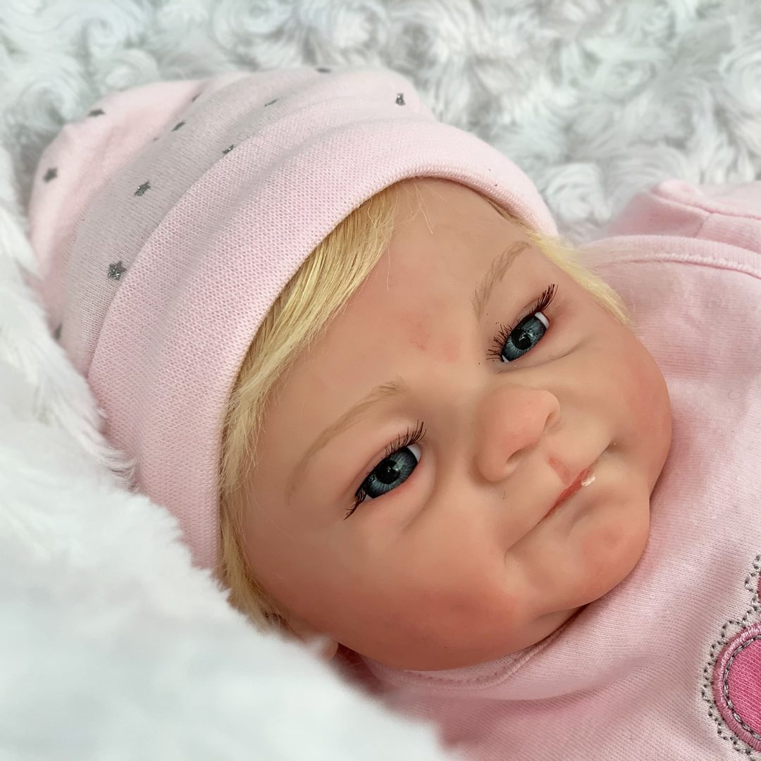 Coco May Reborn Girl Mary Shortle