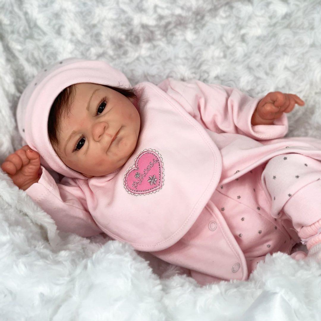 Coco Reborn Girl Mary Shortle