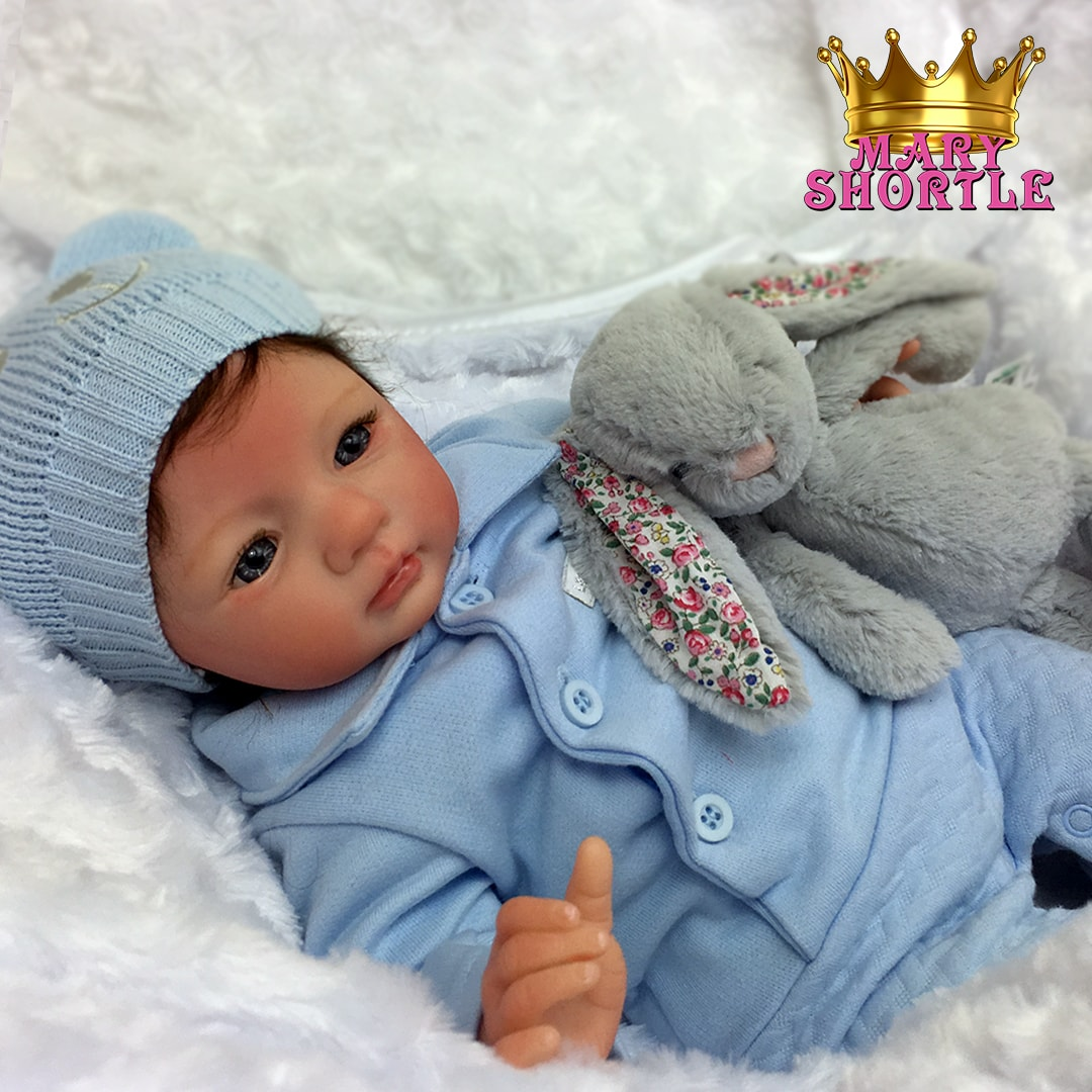Daniel Reborn Mary Shortle