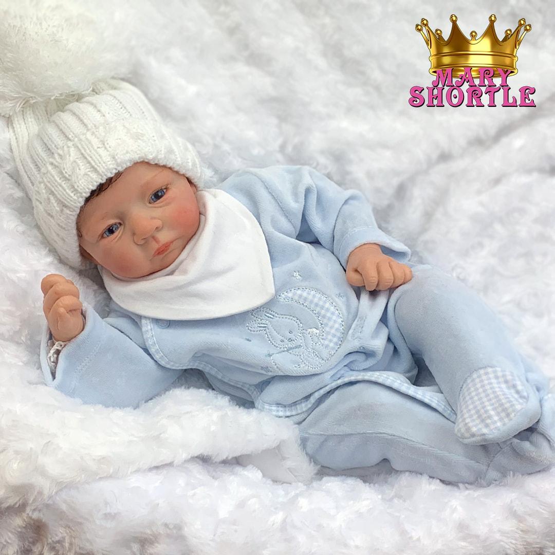 Finn Reborn Mary Shortle