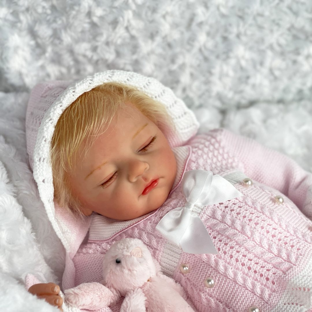 Julia Reborn Baby Doll Mary Shortle 2-min