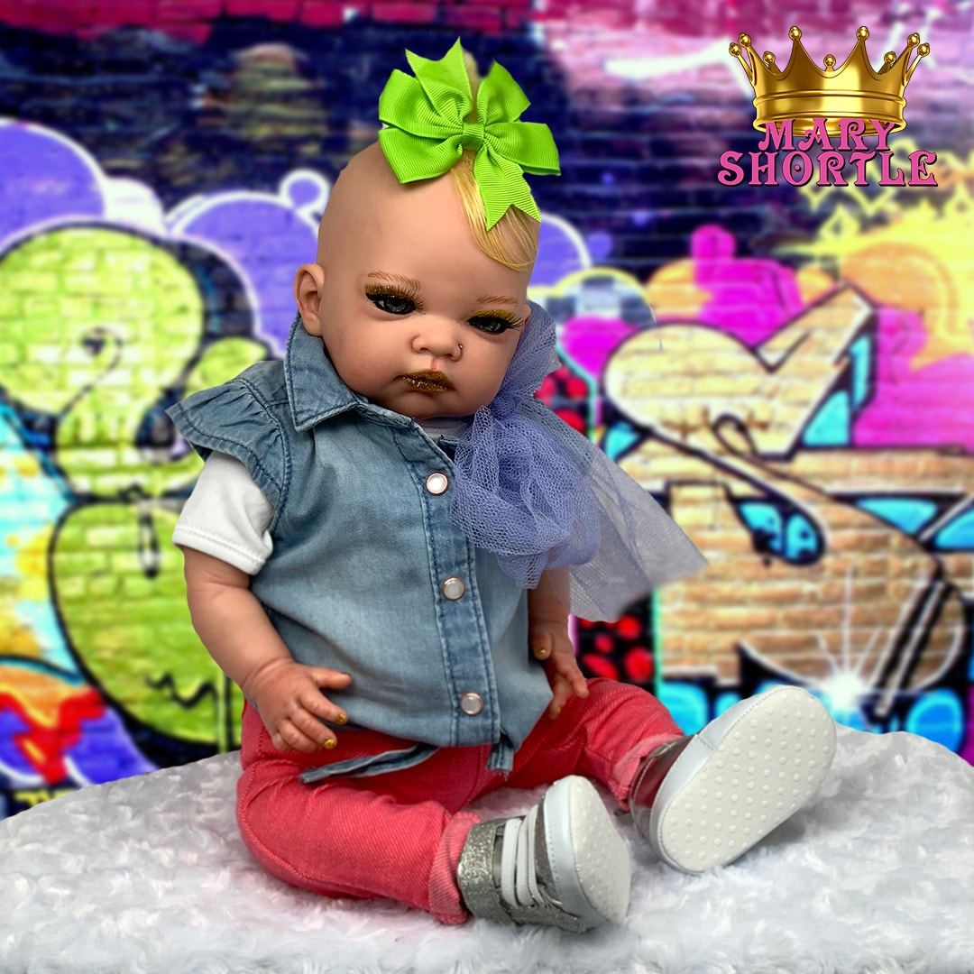 Kiki Reborn Lil Punkz Mary Shortle