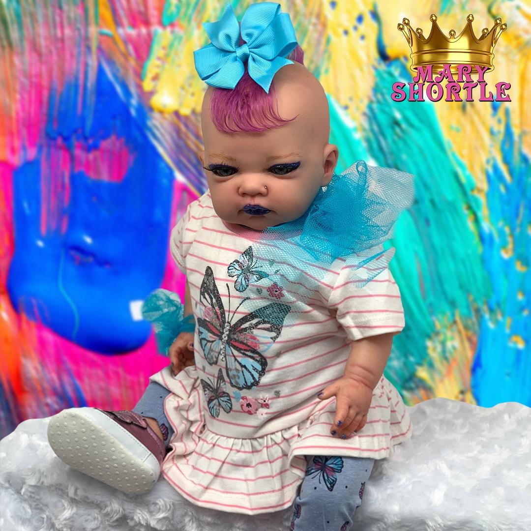 Lita Reborn Lil Punkz Mary Shortle
