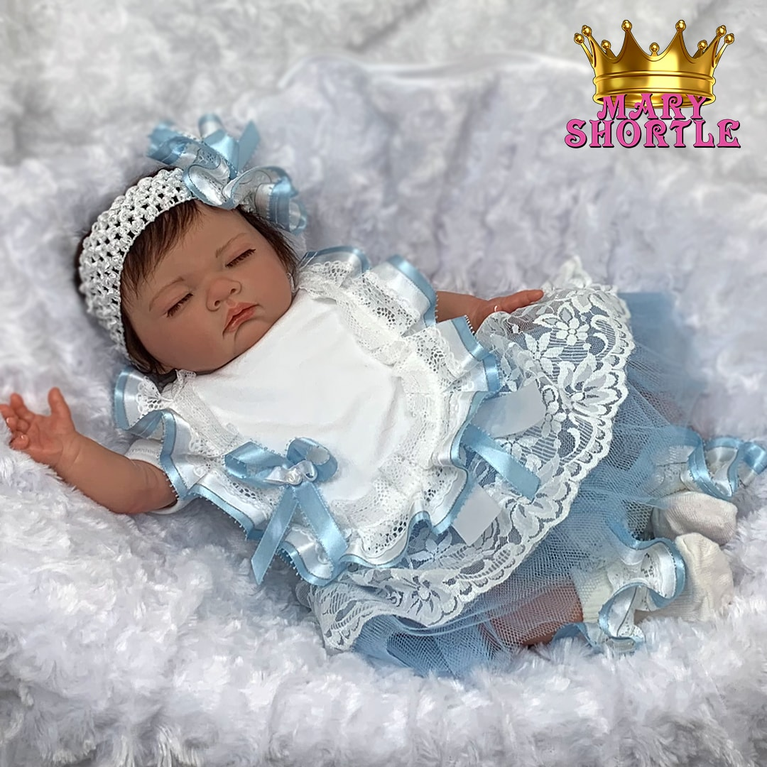 Princess Elsie Reborn Mary Shortle