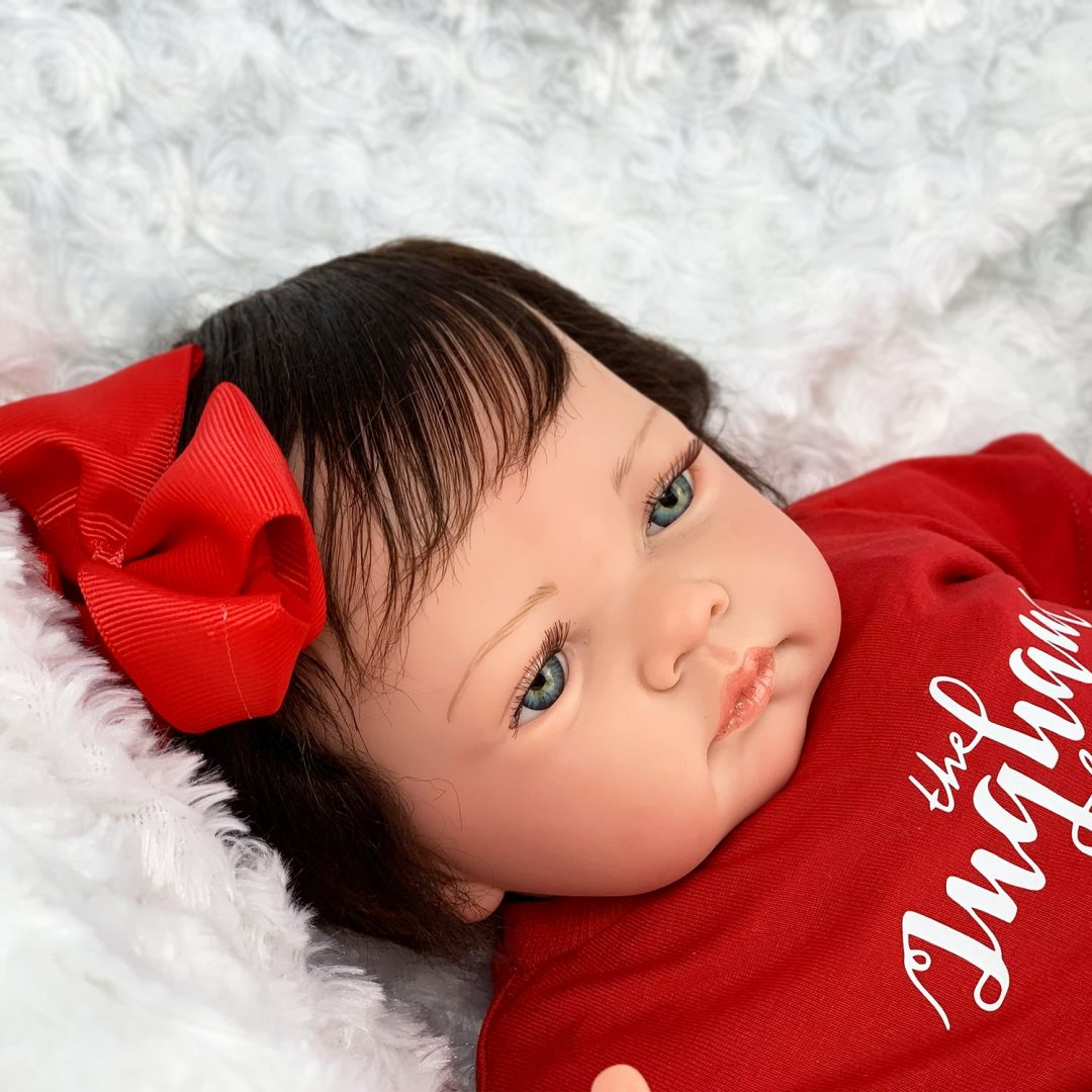 Allisiah Baby Doll The Ingham Family Mary Shortle