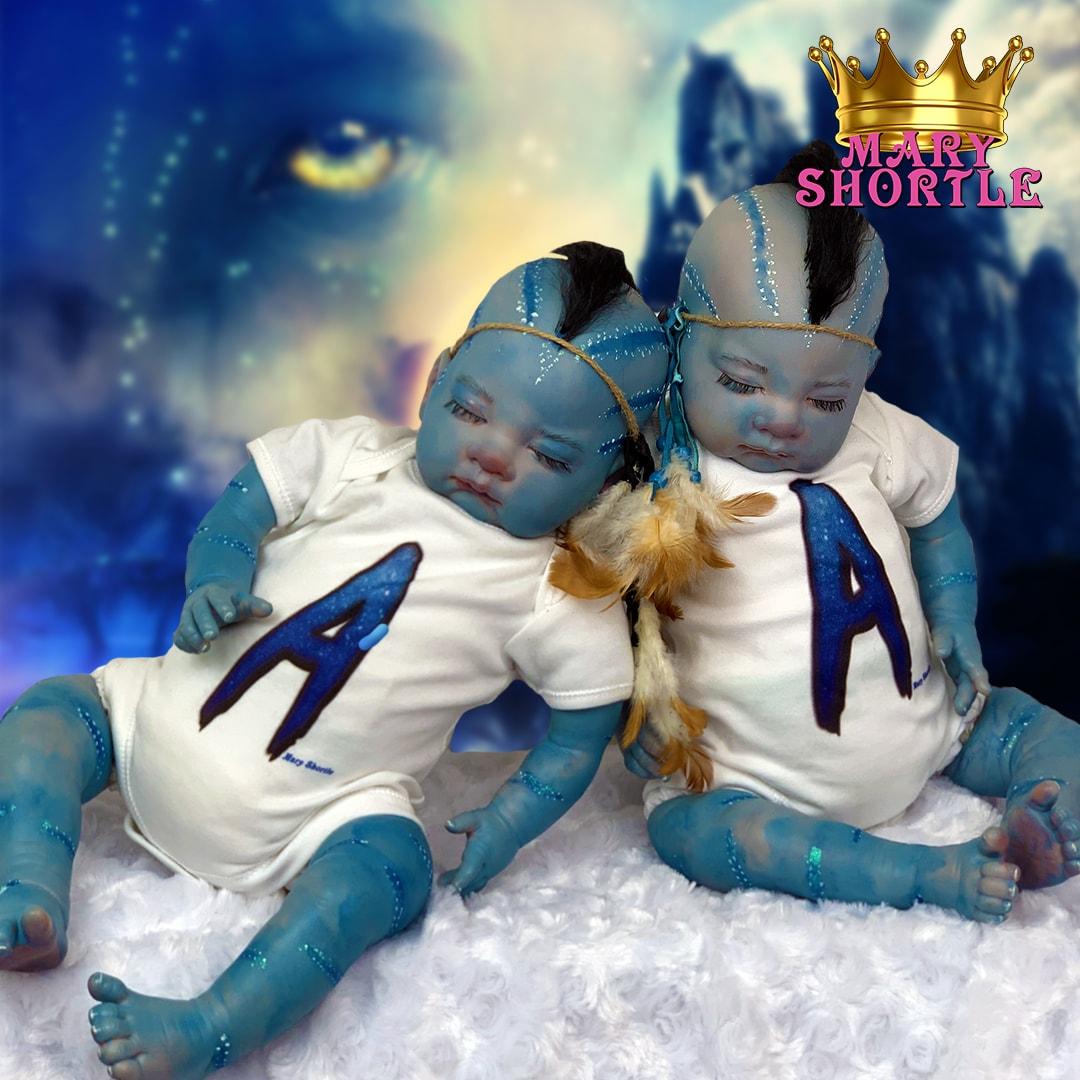 Avatar Twins Reborn Mary Shortle