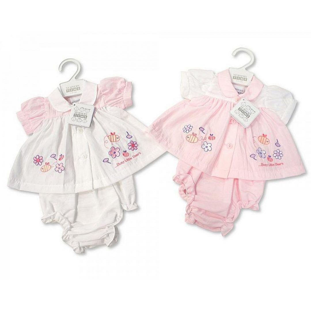 Busy Bees Dress Set