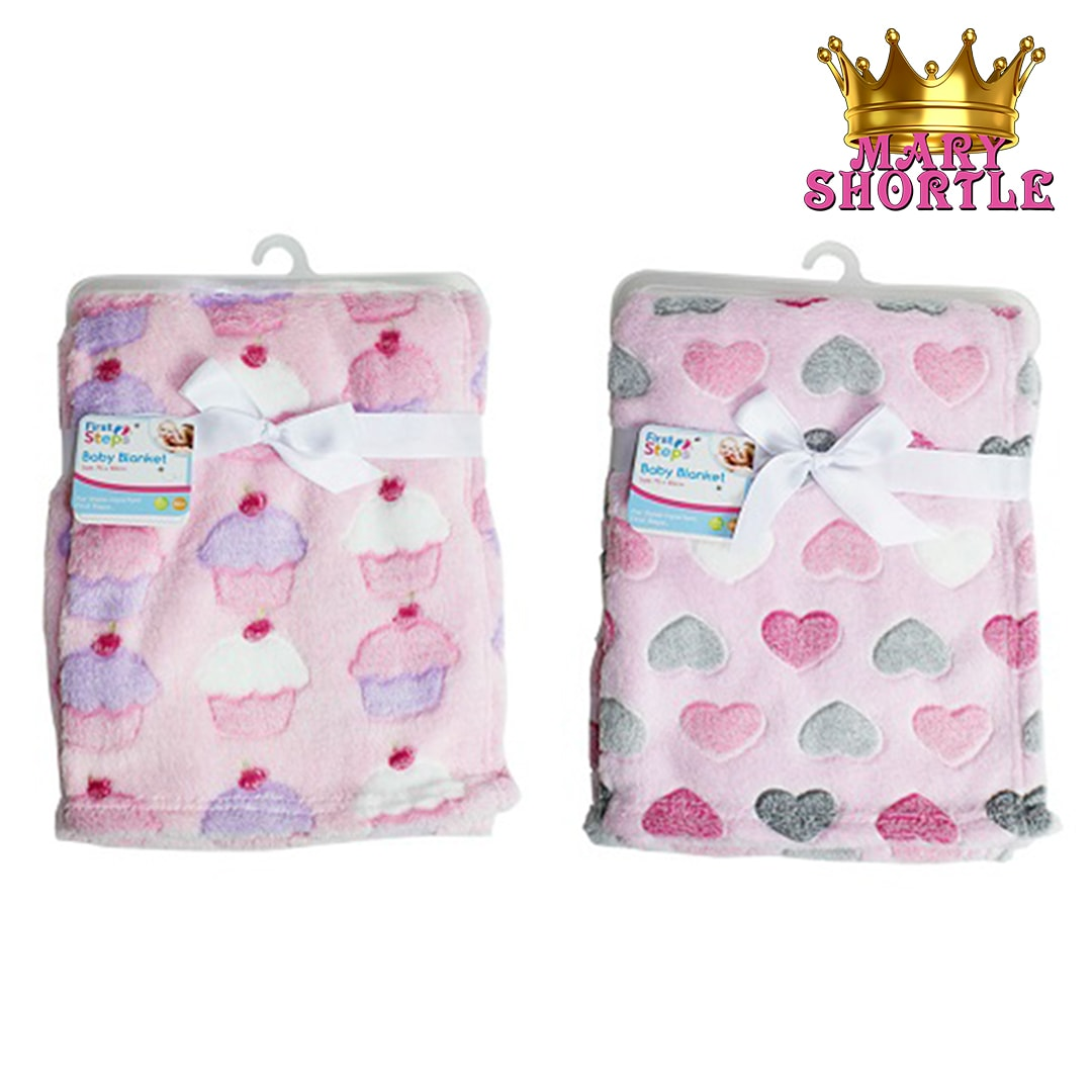Girls Blanket Mary Shortle