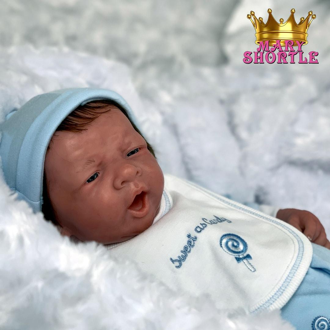 Little Boy Cupcake 2 Reborn Mary Shortle