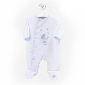 Too Cute Embossed Velour Onesie Mary Shortle