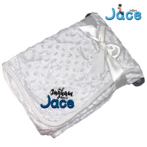Jace Ingham Blanket The Ingham Family Mary Shortle