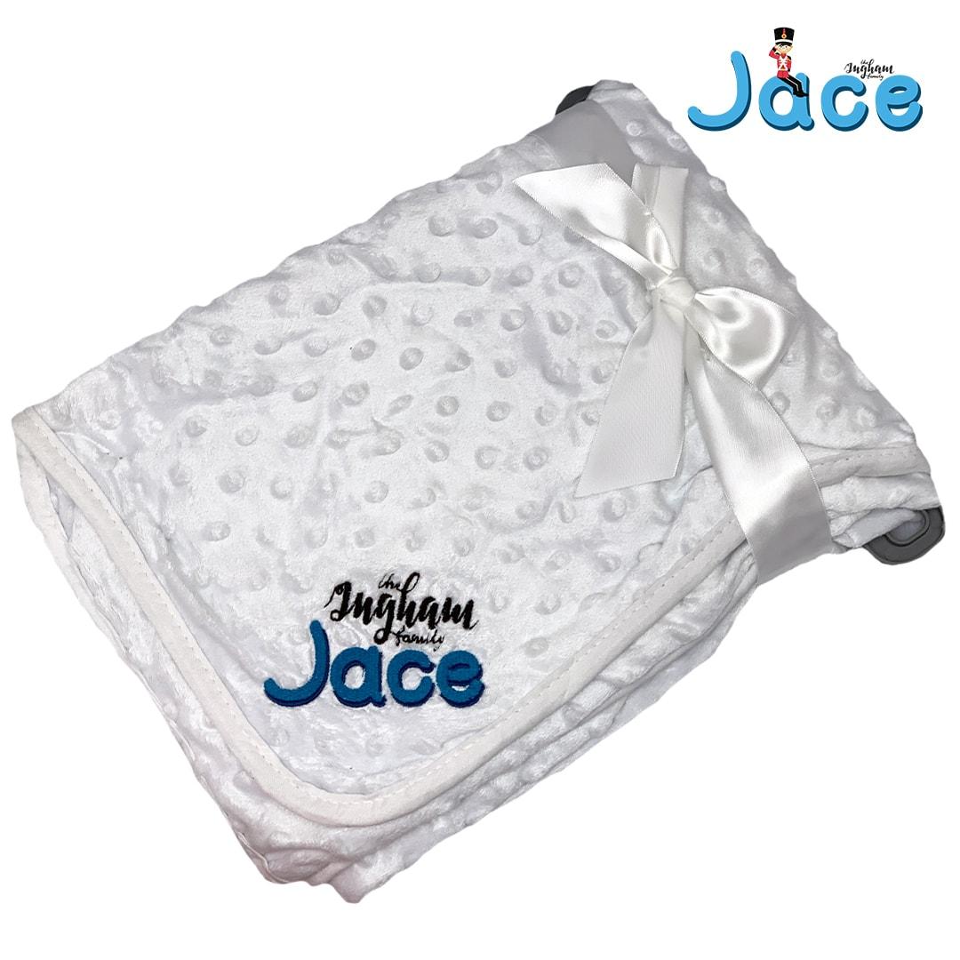 Jace Ingham Blanket The Ingham Family Mary Shortle