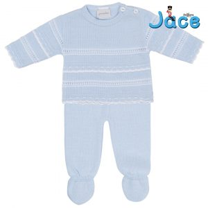 Jace Ingham The Ingham Family Knitted 2 piece legging set Mary Shortle