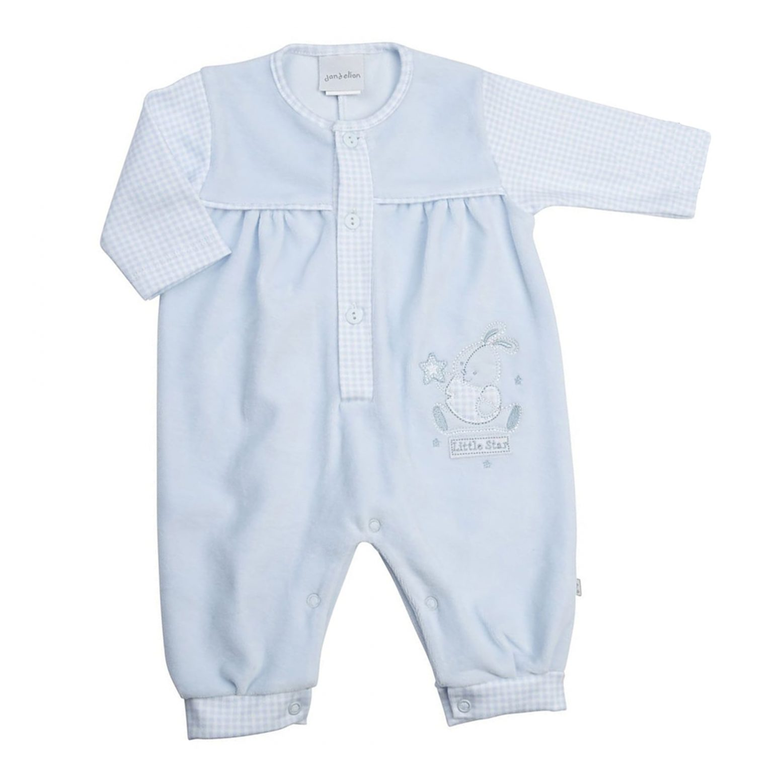 Little star bunny romper Mary Shortle