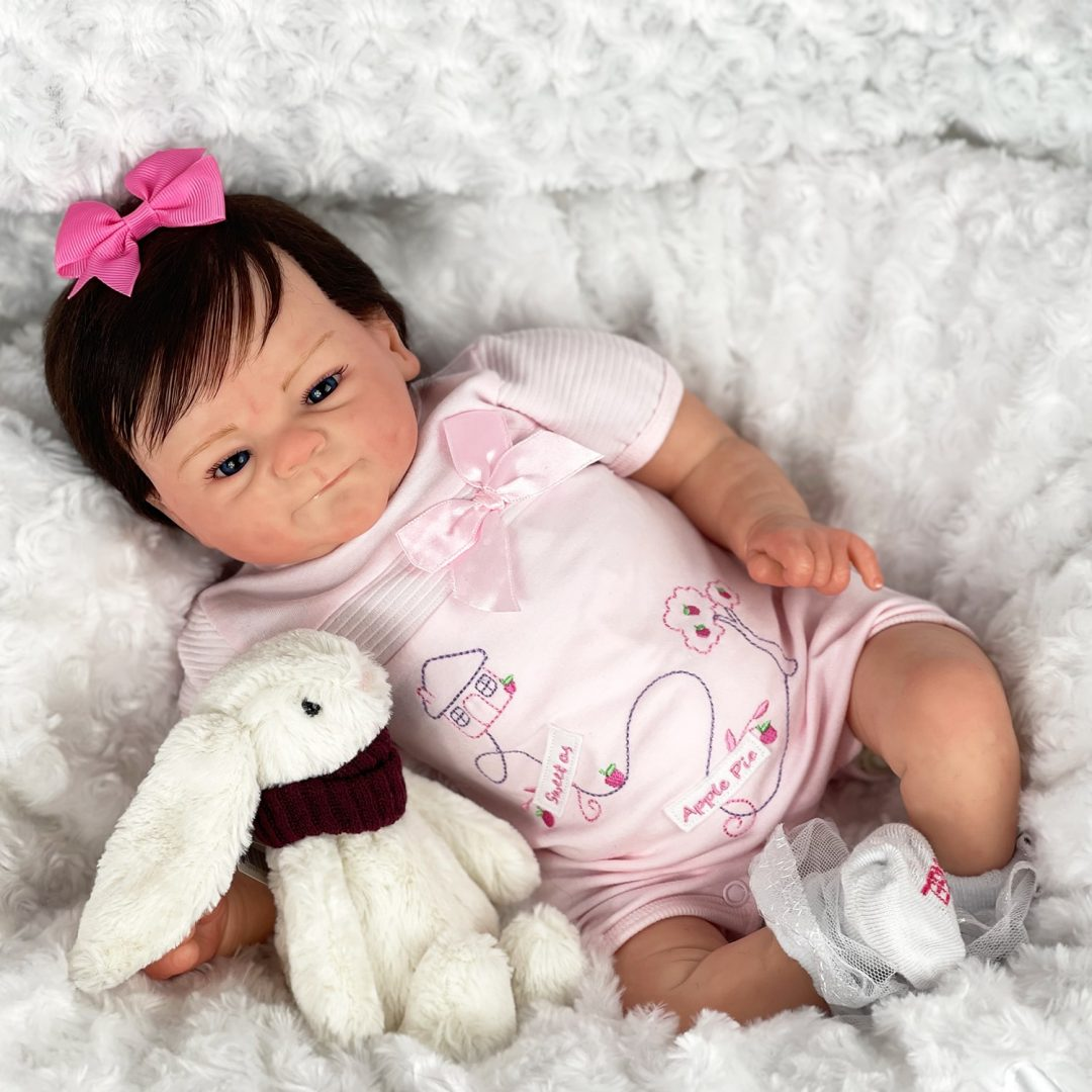 Coco-Lou Reborn Baby Doll Mary Shortle 2-min