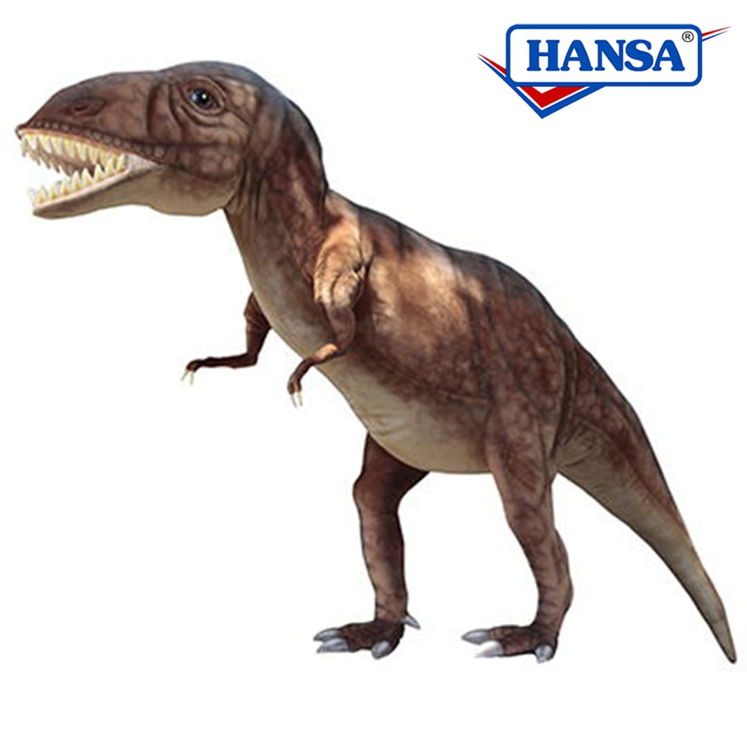 Hansa Animated T-Rex Lifesize Mary Shortle