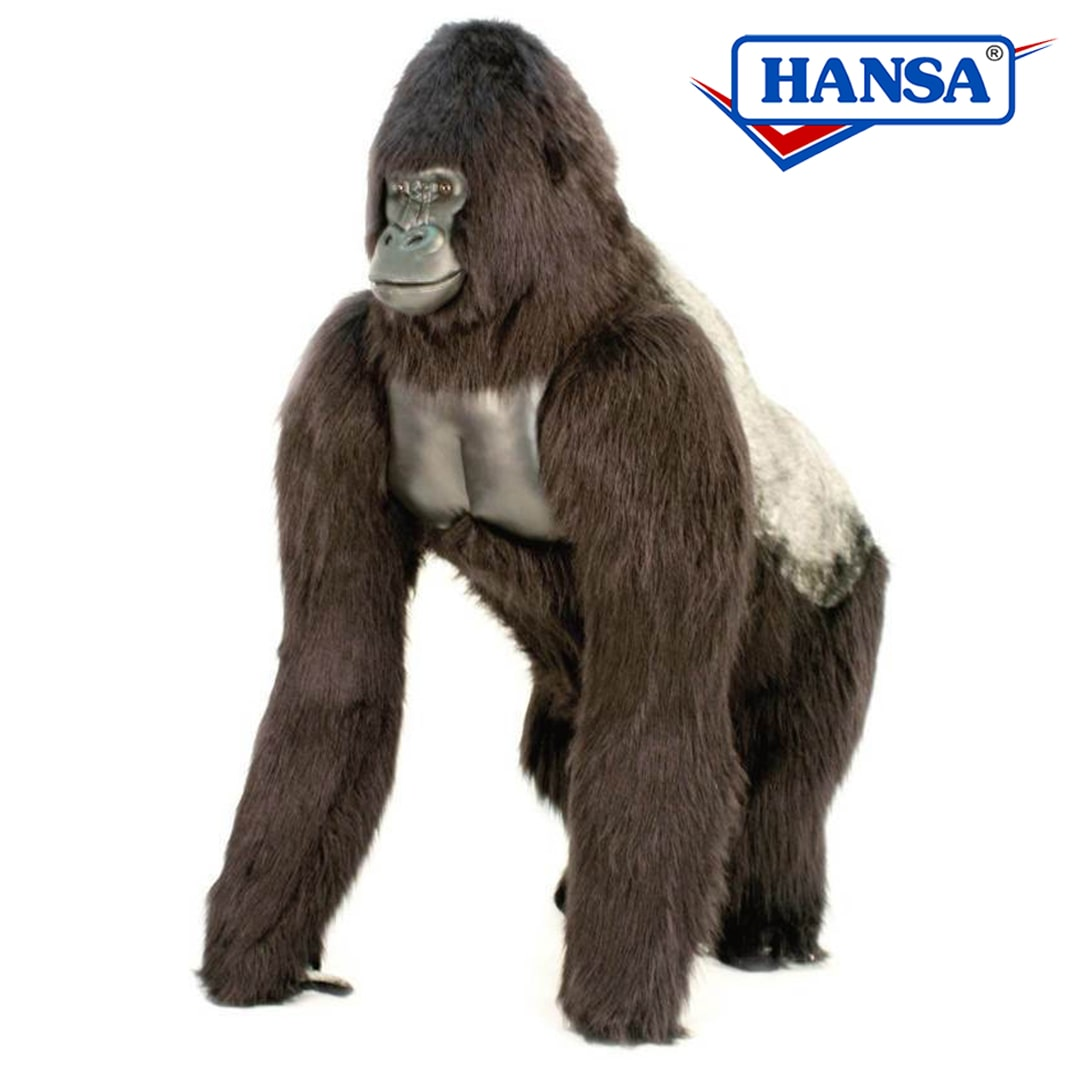 Hansa Gorilla Lifesize Mary Shortle