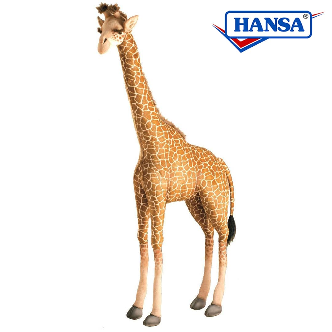 Hansa Real Life Giraffe Real Size Mary Shortle