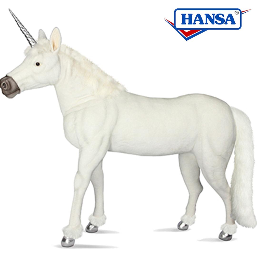Hansa Unicorn Standing Lifesize Mary Shortle