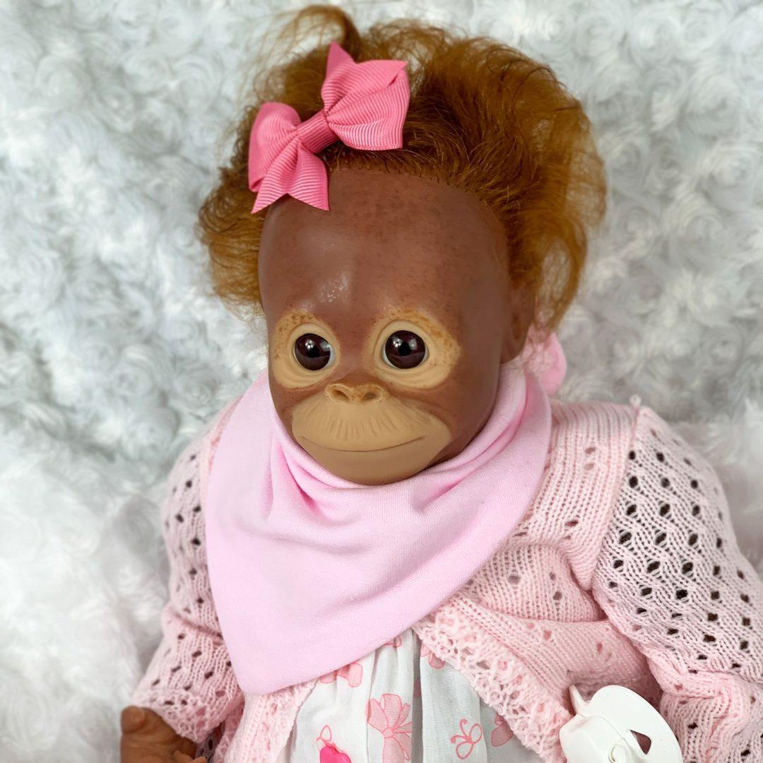 Lolo Reborn Monkey Mary Shortle