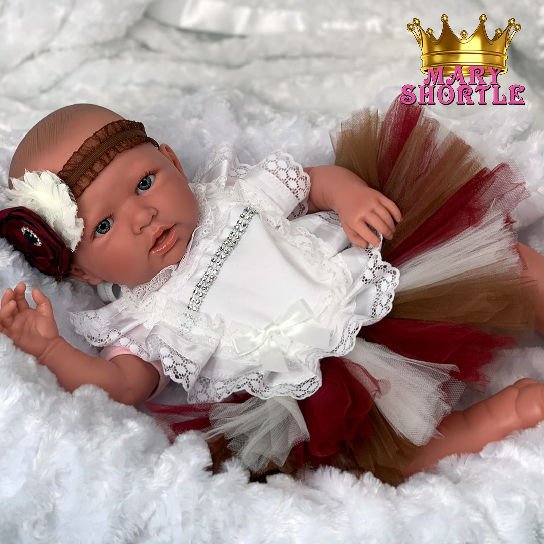 Velvet Play Doll Manufactured Mary Shortle