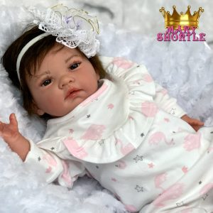 Brunette Sofia Reborn Mary Shortle
