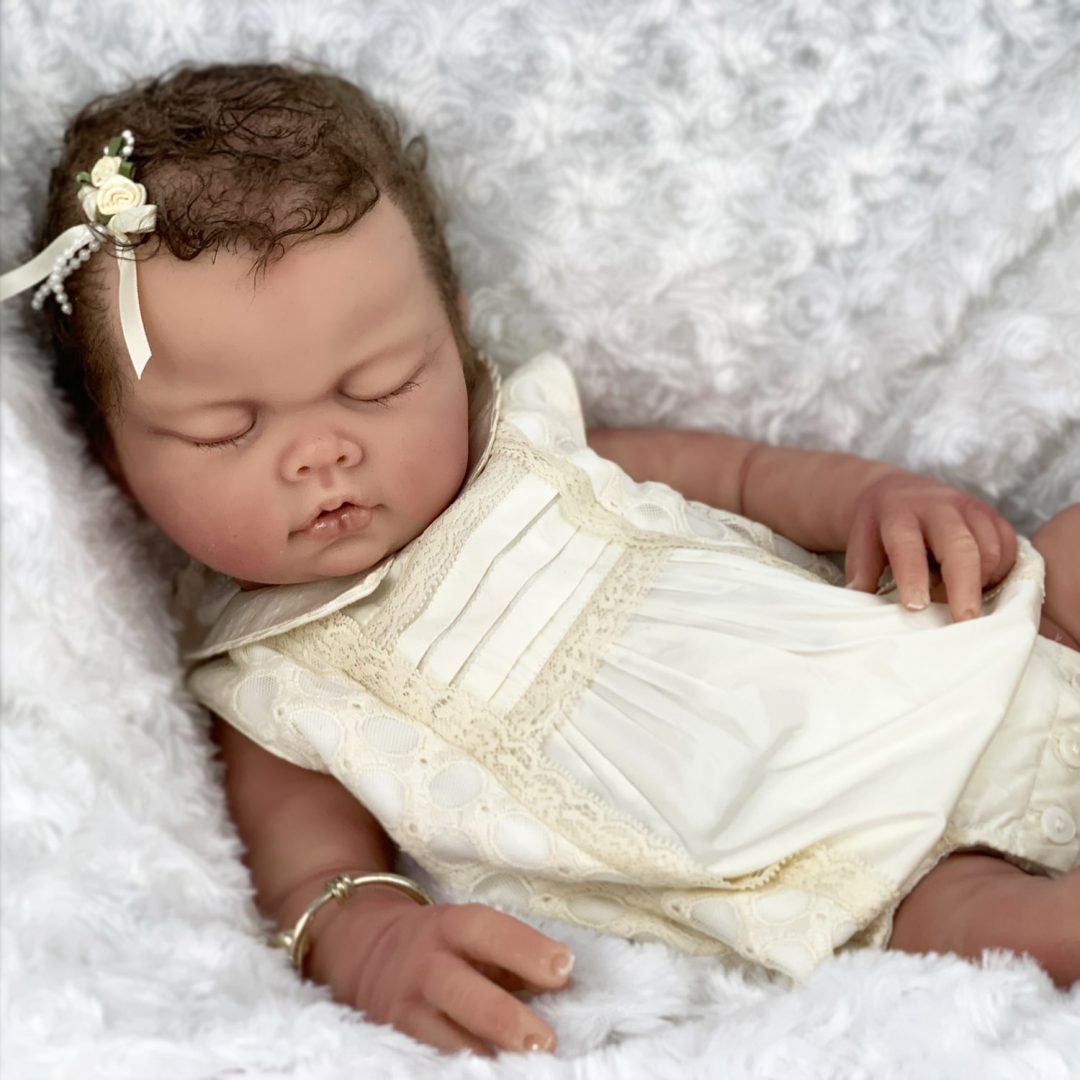 Ruby Silicone Doll Mary Shortle