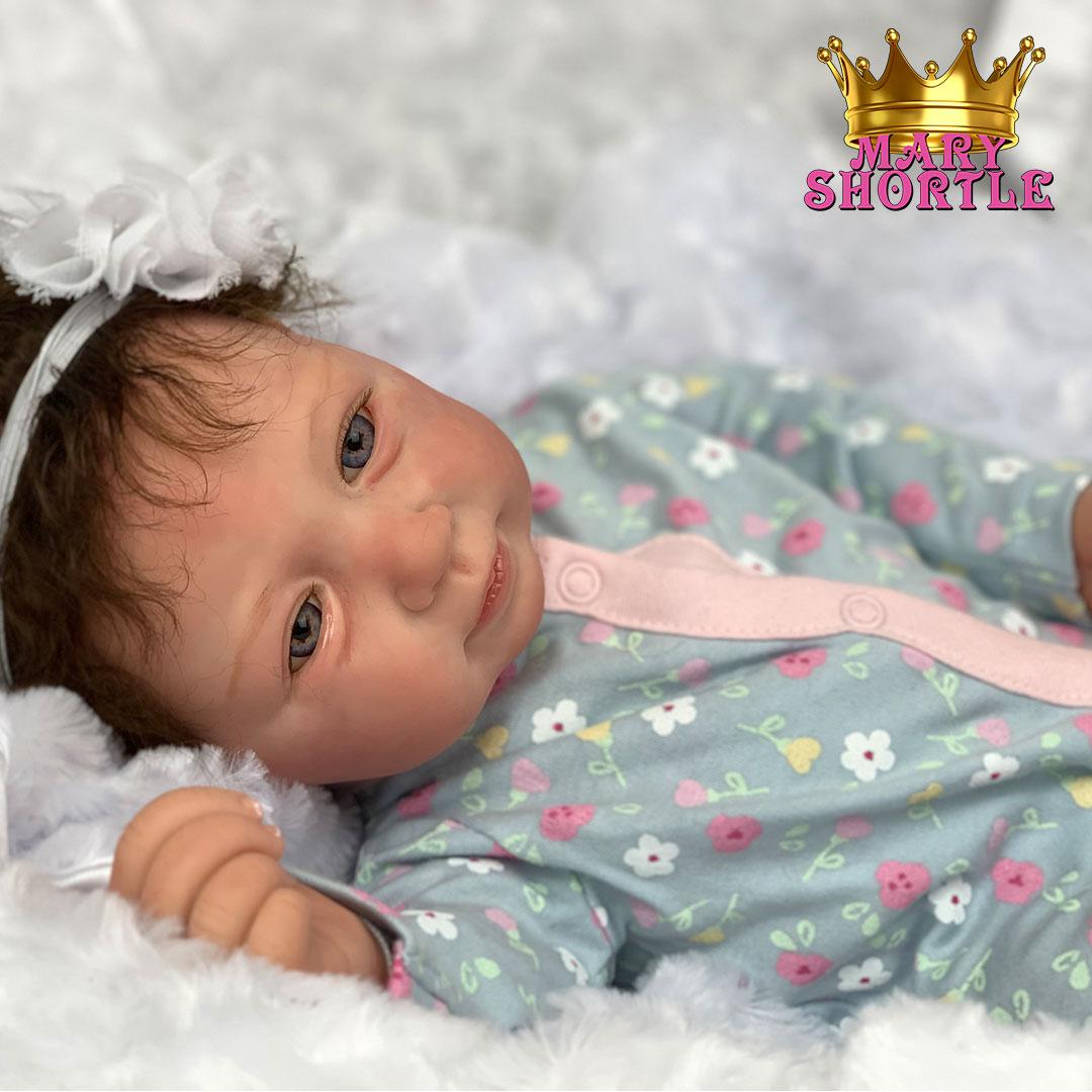 Phillipa Reborn Mary Shortle