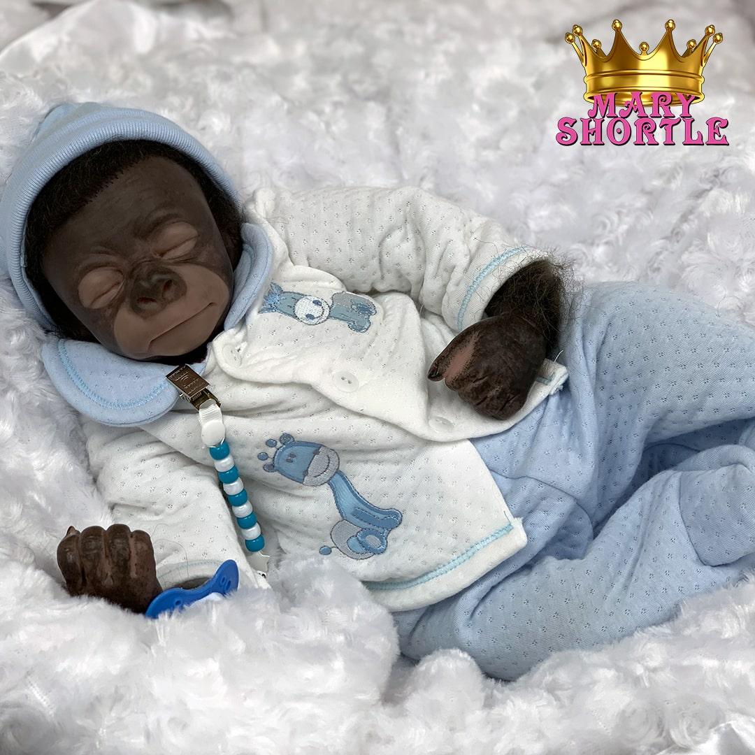 Gorilla Greg Reborn Boxing Day Mary Shortle