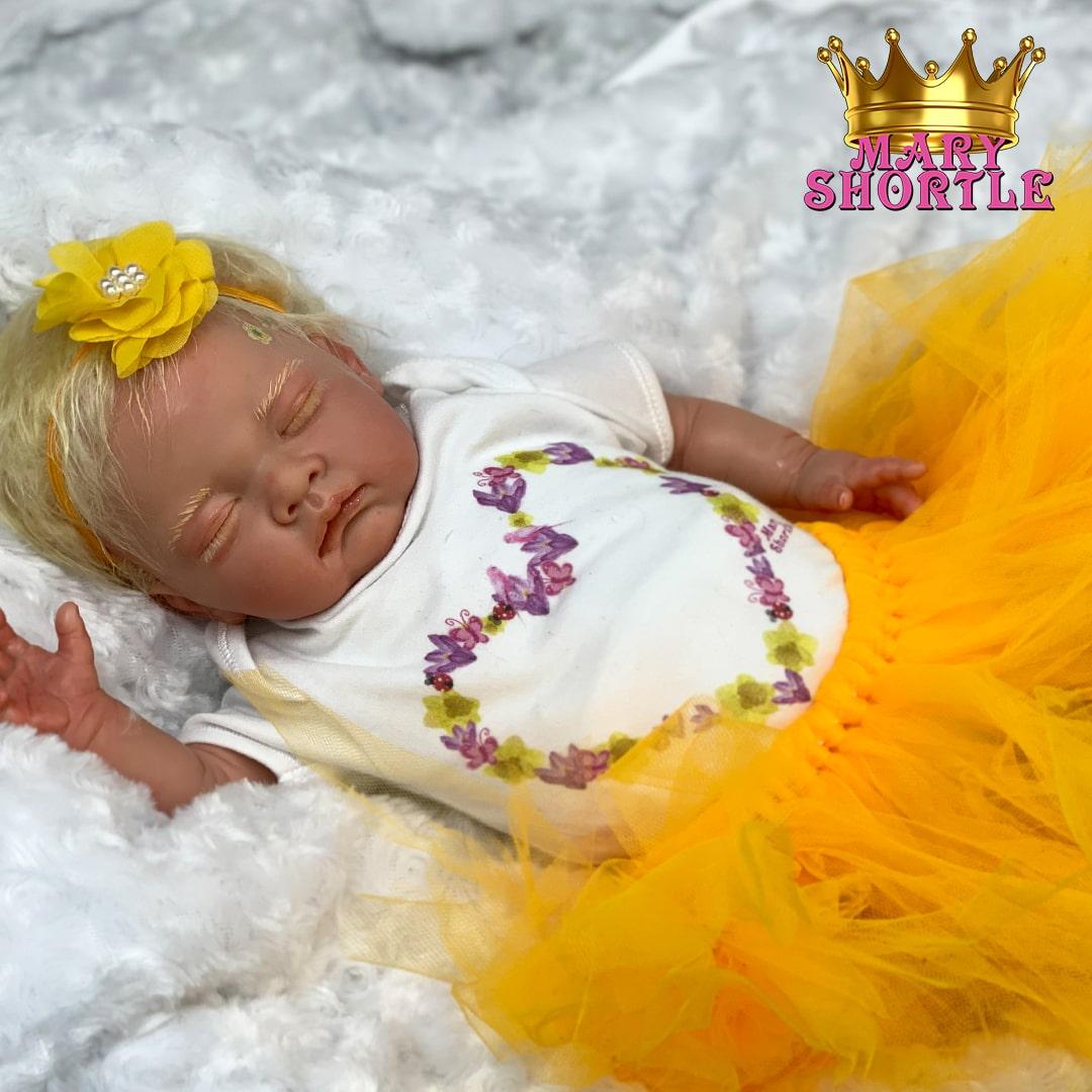 Prototype Princess Daisy Reborn Boxing Day Mary Shortle